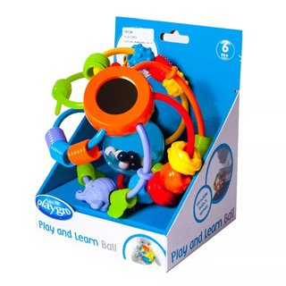 Pelota didactica mordillo Playgro Play and Learn Ball - tienda online
