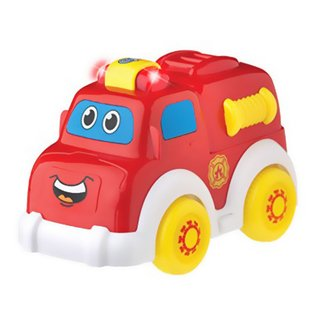 Juguete auto con luces y sonidos Playgro Lights and sound fire truck