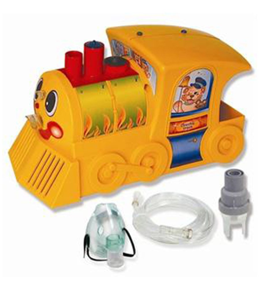 Nebulizador SAN-UP Infantil Chu Chu Train 3008