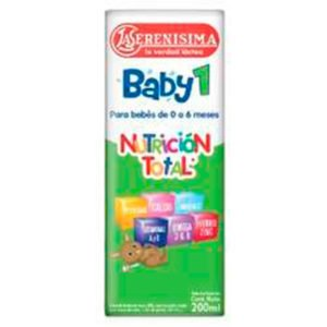 Baby 1 x 200ml 3 packs (90 bricks) - comprar online