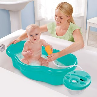 Bañera Summer con duchador Bath & Shower Center - Punto Bebe Baby Store