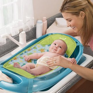 Bañera Con Reductor Recien Nacido Summer Splish N Splash - comprar online