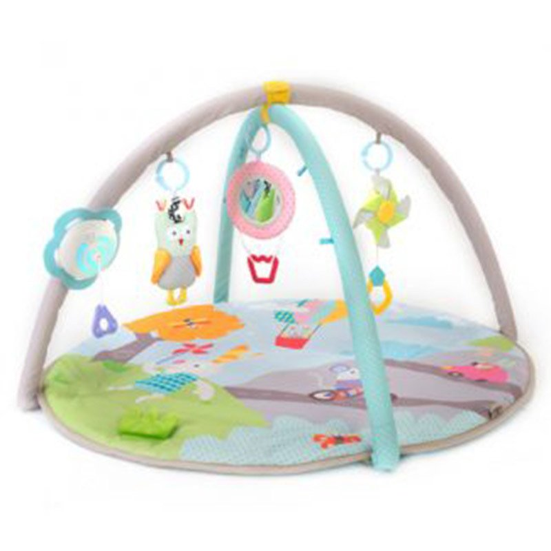 Gimnasio Musical Natural Baby Gym Taf Toys