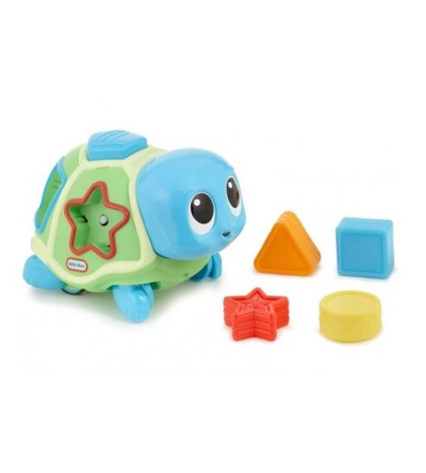 Tortuga Crawl N Pop De Little Tikes Didactico
