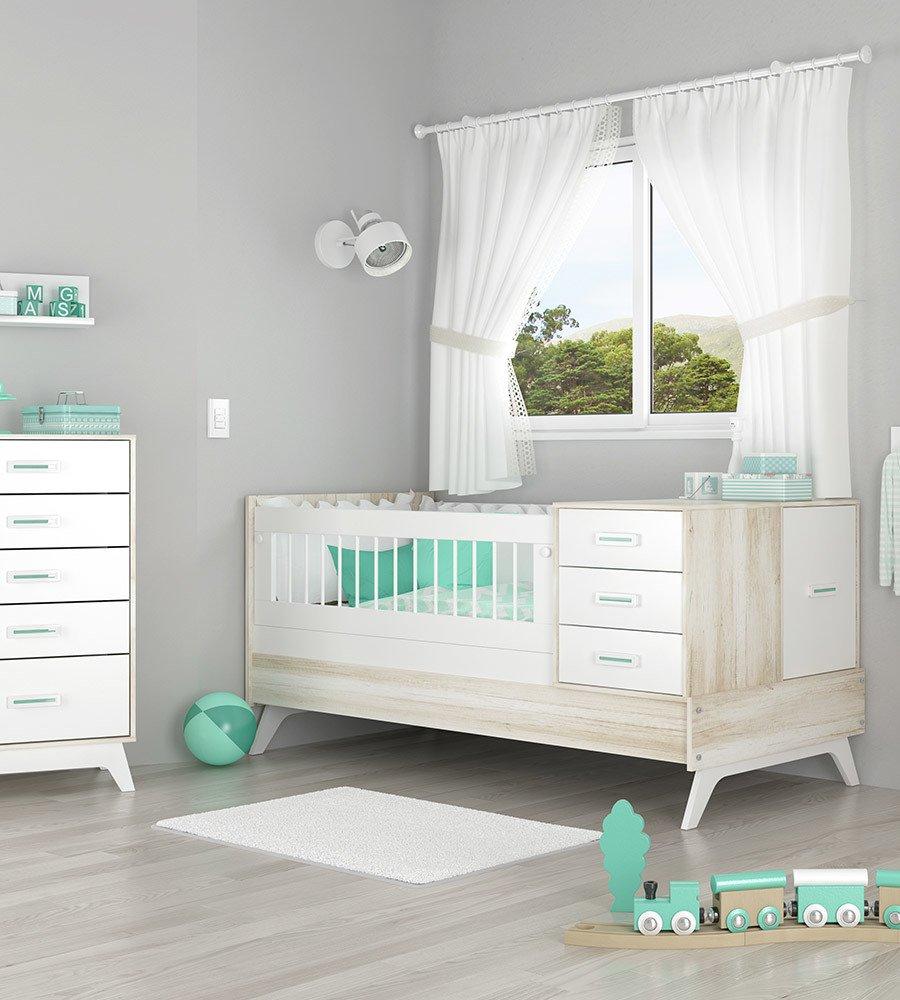 Comprar Cuna Funcional en Punto Bebe Baby Store | Filtrado por ...