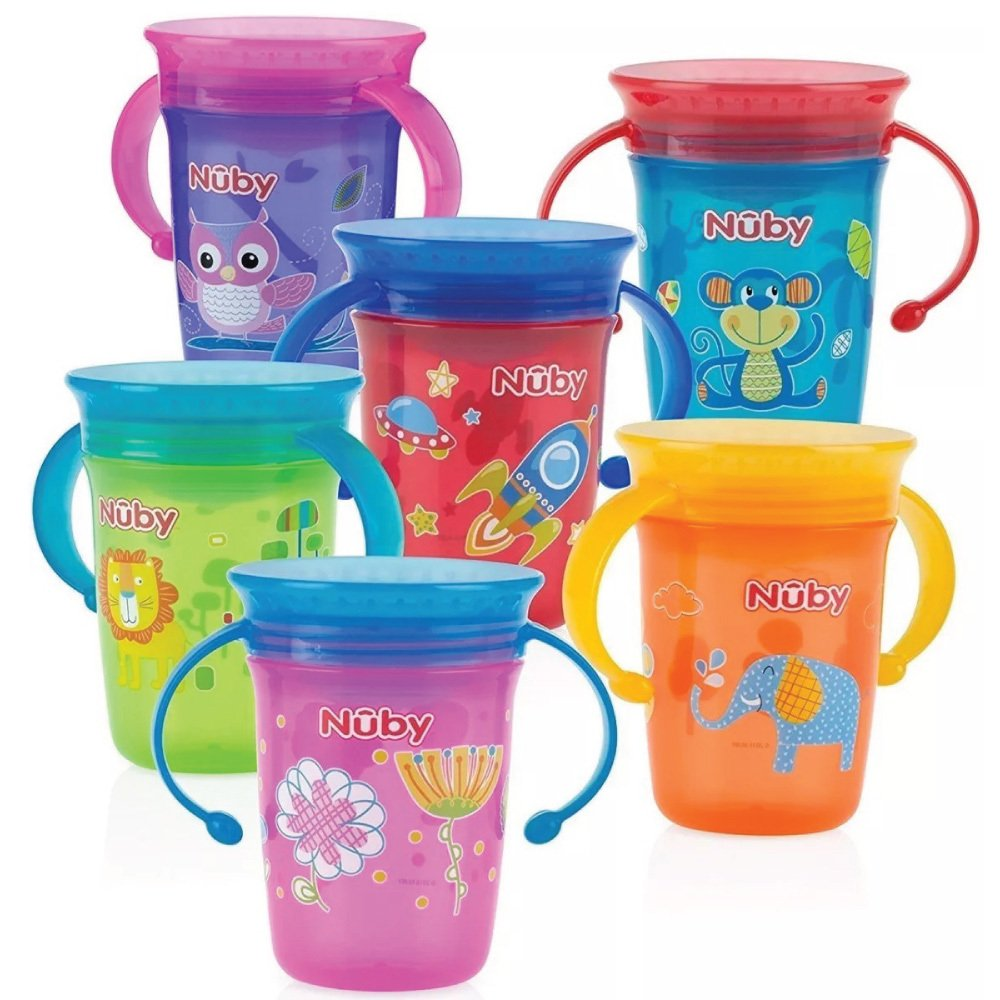 NUBY 9926WO VASO 360 WONDER 300ML