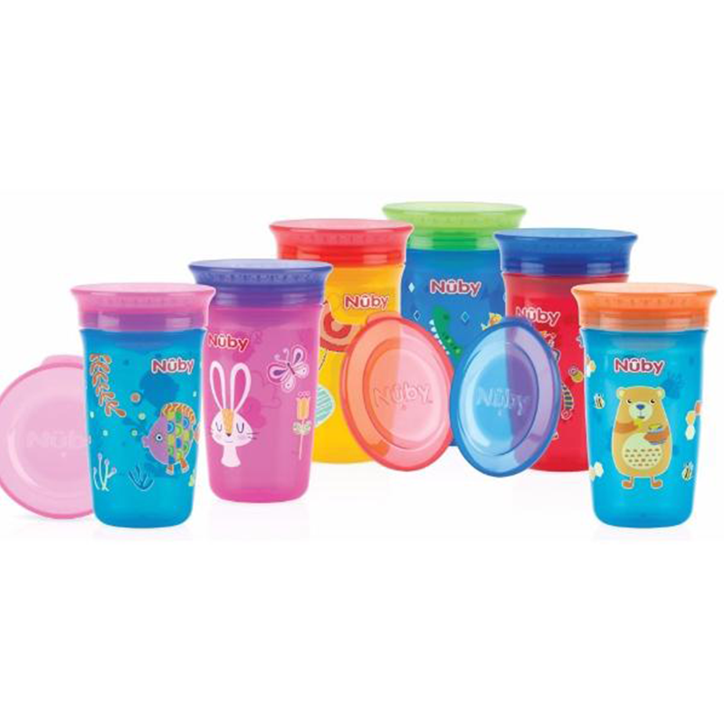 Vaso 360 Wonder 300ml Nuby - COD: 9926WO