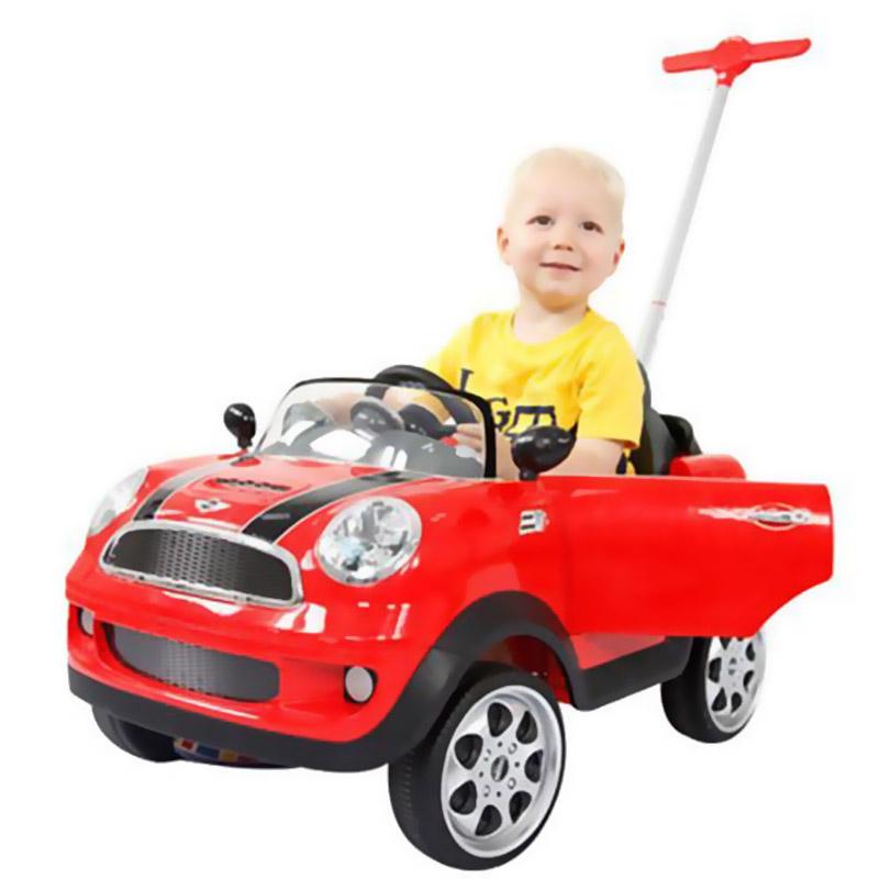491fb5d93 COCHE DE EMPUJE MINI COOPER PUSH CAR KIDDY. VARIOS COLORES