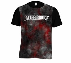 Camiseta Alter Bridge - Linha Digital - AB0001cdig​ na internet