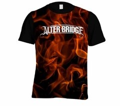 Camiseta Alter Bridge - Linha Digital - AB0001cdig​ - ZN STORE