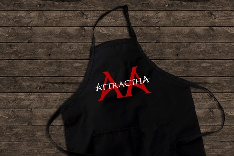Avental Attractha - ATTAV0001 - comprar online
