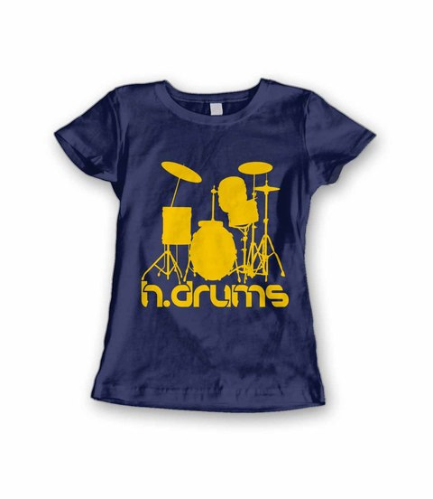Babylook H.DRUMS HD0001b