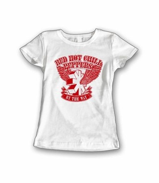 Babylook Red Hot Chili Peppers - RH0001b