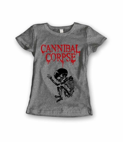 Babylook Cannibal Corpse - CN0003b - ZN STORE