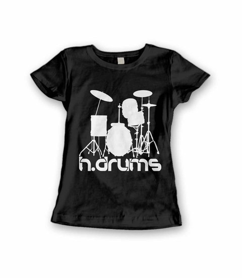 Babylook H.DRUMS HD0004b