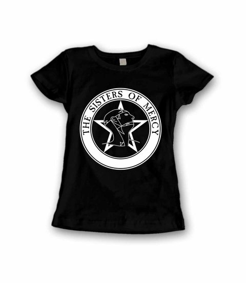 Babylook The Sisters of Mercy - SM0001b - loja online