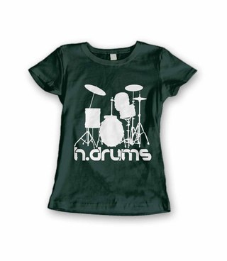 Babylook H.DRUMS HD0005b