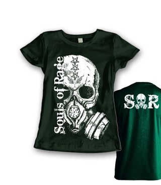 Babylook Souls Of Rage - SF0002b - ZN STORE