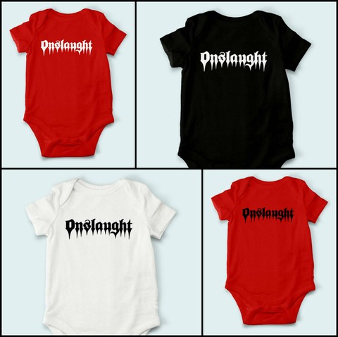 Body de Bebê Onslaught - ON0001bb - comprar online
