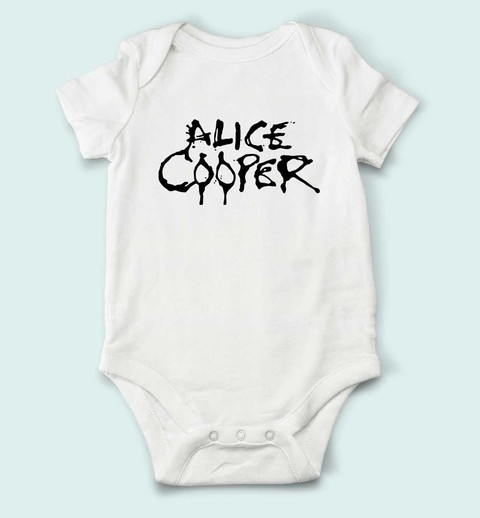 Body de Bebê Alice Cooper - AL0001bb na internet