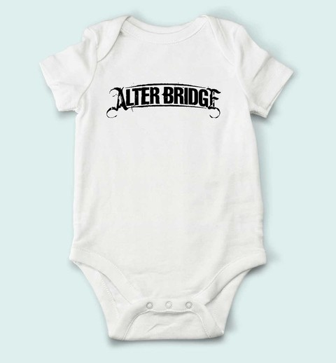 Body de Bebê Alter Bridge - AB0001bb na internet