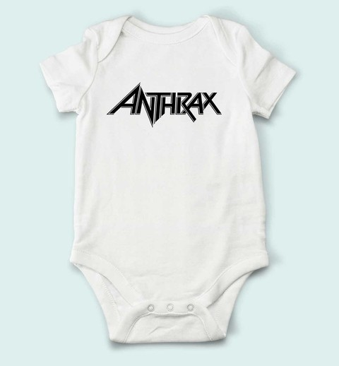 Body de Bebê Anthrax - AN0001bb na internet
