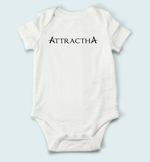 Body de Bebê Attractha - ATT0001bb - ZN STORE
