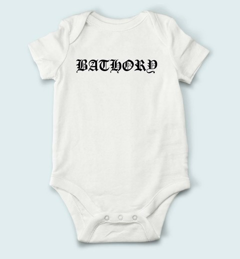 Body de Bebê Bathory - BA0001bb na internet