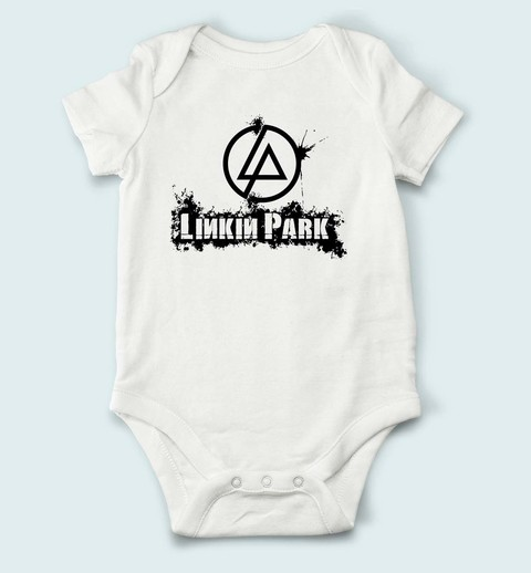 Body de Bebê Linkin Park - LK0003bb na internet