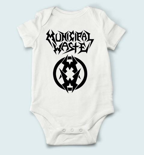 Body de Bebê Municipal Waste - MW0002bb na internet