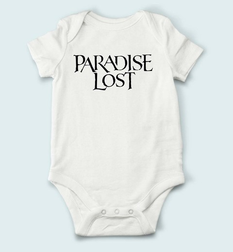 Body de Bebê Paradise Lost - PL0001bb na internet