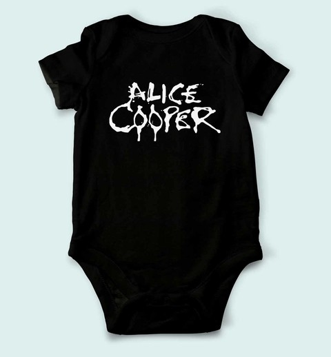 Body de Bebê Alice Cooper - AL0001bb - ZN STORE