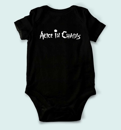 Body de Bebê Alice in Chains - AS0001bb - ZN STORE
