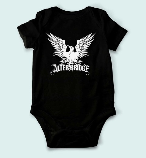 Body de Bebê Alter Bridge - AB0002bb - ZN STORE