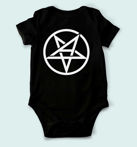 Body de Bebê Anthrax - AN0002bb - ZN STORE