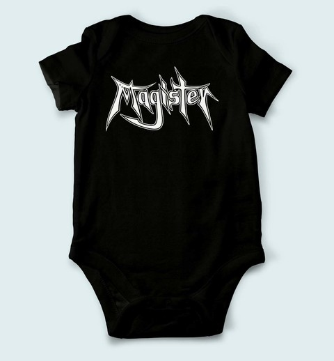 Body de Bebê Magister - MR0001bb - ZN STORE