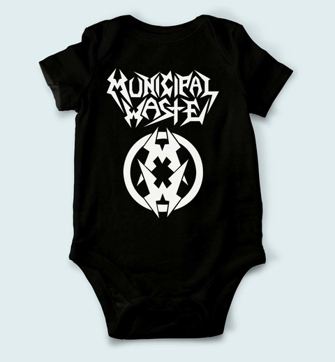 Body de Bebê Municipal Waste - MW0002bb - ZN STORE