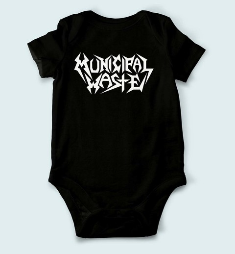 Body de Bebê Municipal Waste - MW0001bb - ZN STORE