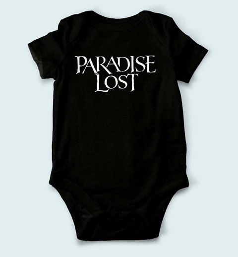 Body de Bebê Paradise Lost - PL0001bb - ZN STORE