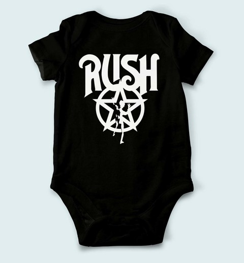 Body de Bebê Rush - RU0001bb - ZN STORE