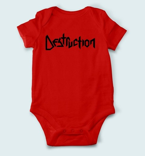 Imagem do Body de Bebê Destruction - DE0002bb