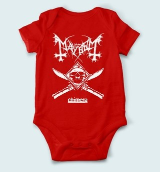 Body de Bebê Mayhem - MA0002bb - ZN STORE