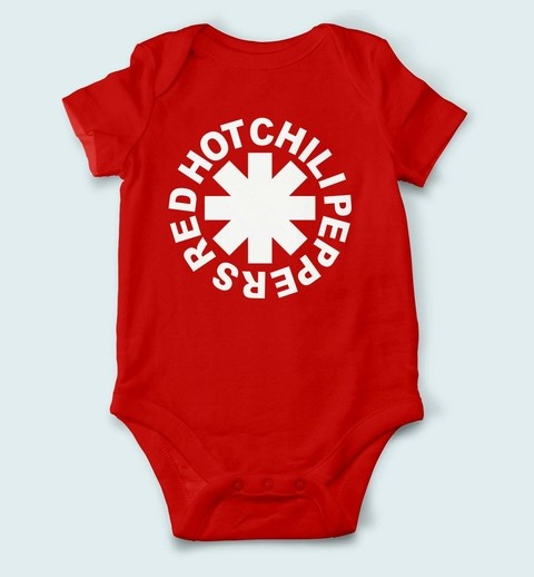 Body de Bebê Red Hot Chili Peppers - RH0001bb - loja online
