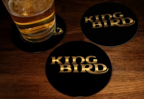 Kit - Bolacha de Chopp King Bird - KBBC0002 - comprar online