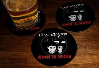 Kit - Bolacha de Chopp Final Disaster - FDBC0002 - comprar online