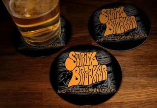 Bolacha de Chopp StringBreaker and the StuffBreakers - STBC0001 - comprar online