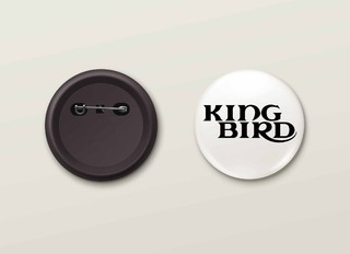 Botton King Bird - KBBO0002 - comprar online