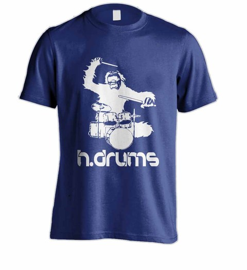 Camiseta H.DRUMS HD0043 na internet