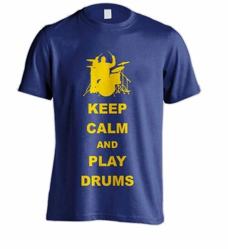 Camiseta H.DRUMS HD0013
