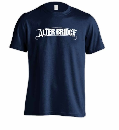 Camiseta Alter Bridge - AB0001 - loja online